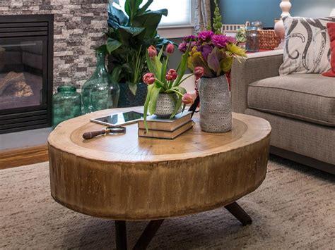 furniture winsome tree trunk coffee table  unique