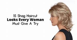 15 Steps To Get The Shag Haircut By Yourself  U2013 Diy