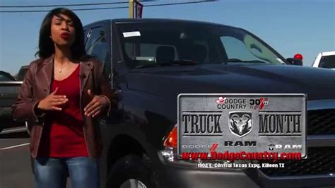 Dodge Truck Month by February Is Ram Truck Month Dodge Country In Killeen