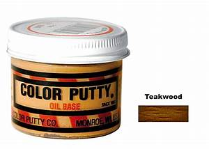 Buy the Color Putty 62144 Color Putty, Teakwood ~ 3.68 ...