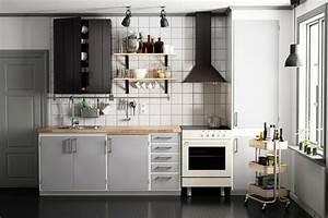 Deco Cuisine Ikea : 10 meilleures astuces gain de place pour une petite cuisine ~ Teatrodelosmanantiales.com Idées de Décoration