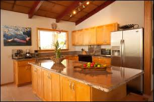 black kitchen island with granite top honey oak kitchen cabinets design ideas photos for your