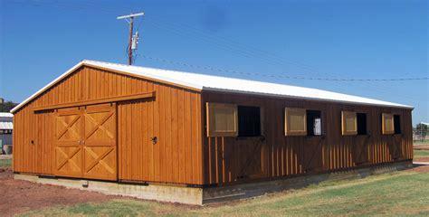 Portable Aisle Barns   Livestock Aisle Barns For Sale