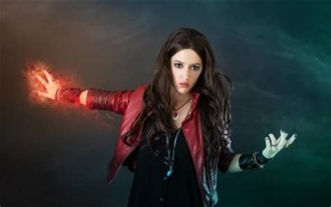 scarlet witch wallpaper gallery