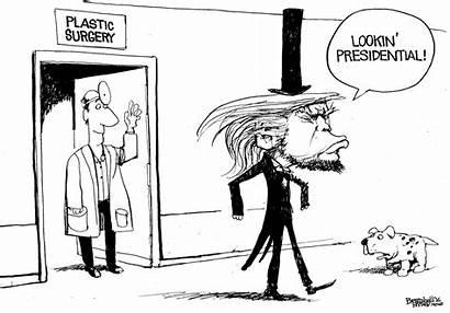 Trump Landslide Daily Bury Editorial Cartoons Fraudster