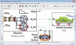 Hybrid-electric Vehicle Model In Simulink - File Exchange