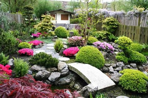 Creating A Japanese Garden Making A Japanese Style Garden