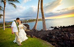 Emily Jason Wedding Hilton Waikoloa Resort Big Island