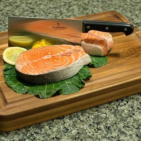 Chopped Champion Cleaver Review & Giveaway  Steamy