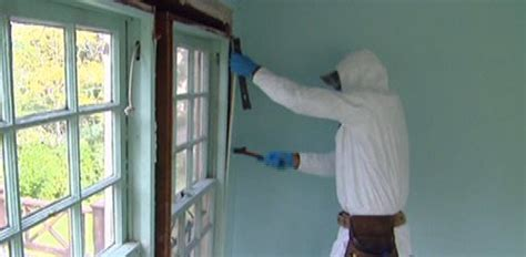 removing lead paint  plaster   kuppersmith project house todays homeowner