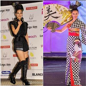 MISS UNIVERSE 2017: Miss Japan Wins National Costume ...