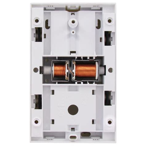 how to install a doorbell with transformer side of the honeywell rcw101n1008 n wired or battery powered door