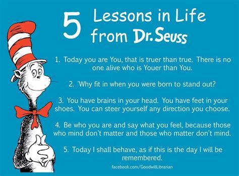 unit twenty  quotes dr seuss quotes