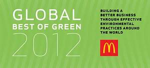 McDonald's Released the 2012 Global Best of Green Report ...