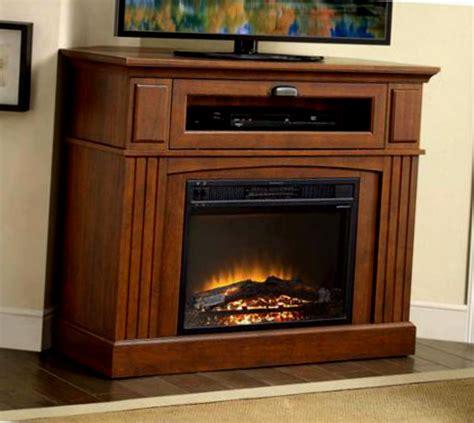 corner electric fireplace tv stand corner electric fireplace mantel heater entertainment tv