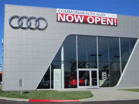 audi dealership commonweath audi celebrates santa ana grand opening