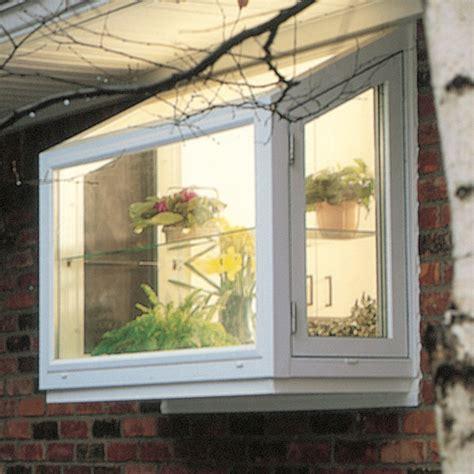 bay window garden garden window real exteriors