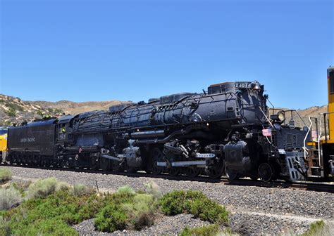 Big Boy 4014 Steam Train: Headin' Home Tour - YouTube