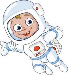 Cartoon Astronaut Clip Art