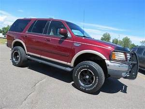 Sell Used 1999 Ford Expedition 4x4 Lifted 1 Owner 5 4 V8