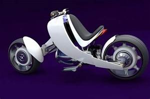 Nuclear-powered Motorbike 2050 Version 2 News