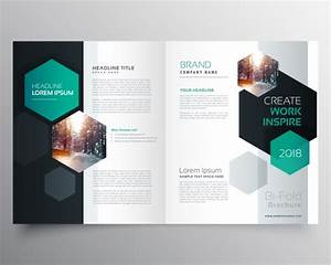 Word Tri Fold Templates - Basic brochure template