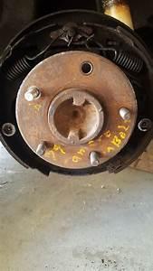 Chevy 10 Bolt Differential Wheel Stud Spins Camaro