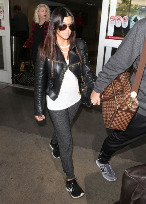 Who Wore the Most Fly Airport Outfit Kourtney Shakira or Eva? - Outfit Ideas - Livingly