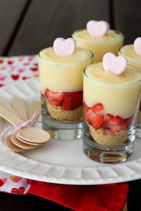 Valentine Parfait Recipes