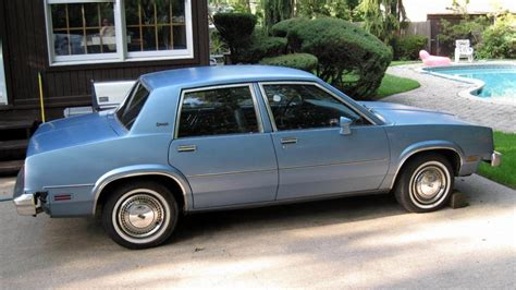 160 Mile 1982 Oldsmobile Omega!