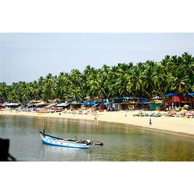 Goa-The best Destination for Newly Married Couples