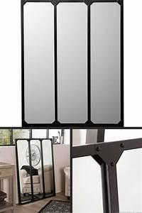 Miroir Verriere Pas Cher : 12 magnifiques miroirs industriels d couvrir ~ Teatrodelosmanantiales.com Idées de Décoration