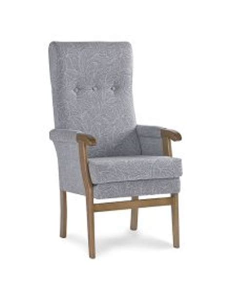 comfort chairs with high backs for the elderly