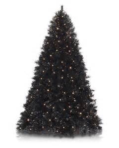 black tiger artificial christmas tree treetopia