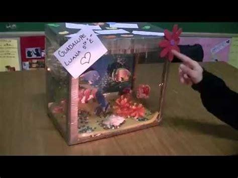 maqueta de ecosistema acuatico  youtube