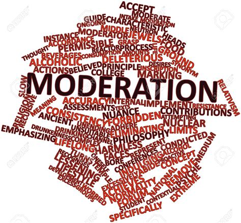 Clip Of Moderation Clipart Clipground