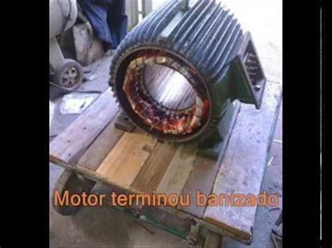 bobinados y reparaciones motor trifasico de hp youtube