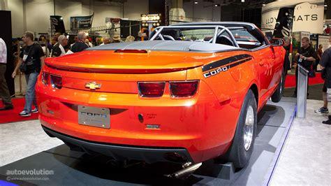 2018 Chevrolet Camaro Copo Convertible Car Photos