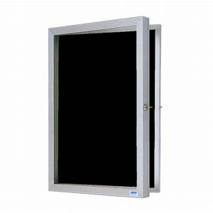 Economy series enclosed letter directory boards for Enclosed letter board