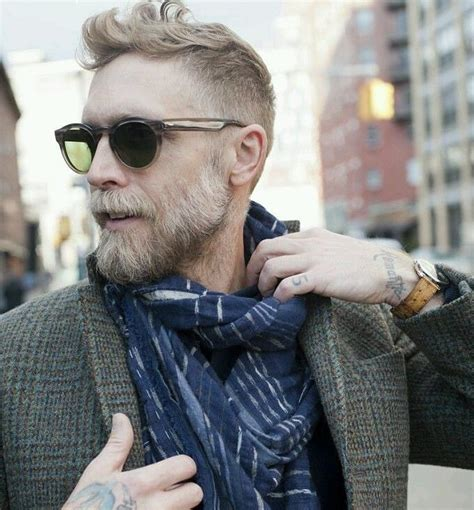 magnificent blonde beard styles  golden rules