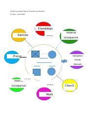 family assessment paper ecomap family assessment paper