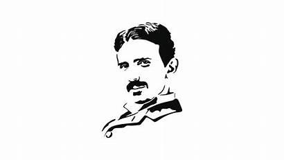 Tesla Nikola Scientists Wallpapers Scientist 4k Cartoon