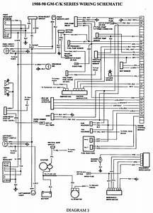 12  95 Chevy C K 1500 Truck Horn Wiring Diagram