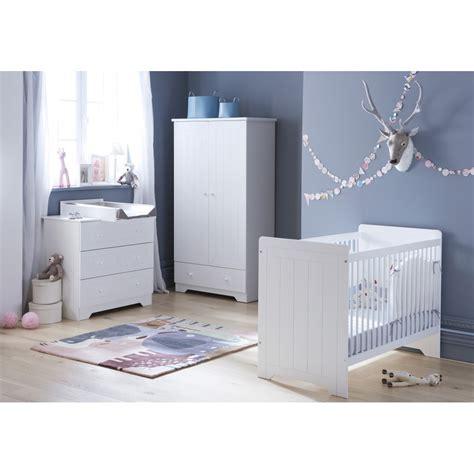 chambre bébé complète blanc scandinave