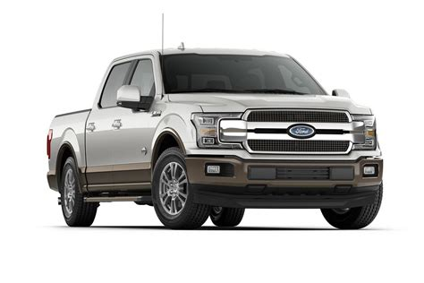 2018 Ford® F 150 King Ranch Truck   Model Highlights
