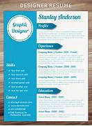 Free Download Designer Creative Resume Template Creative Resume Free Resume Templates For Creative Minds Cv Resume PSD 16 MS Word Resume Templates With THE Professional Look