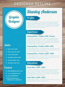 21 stunning creative resume templates With best creative resume templates