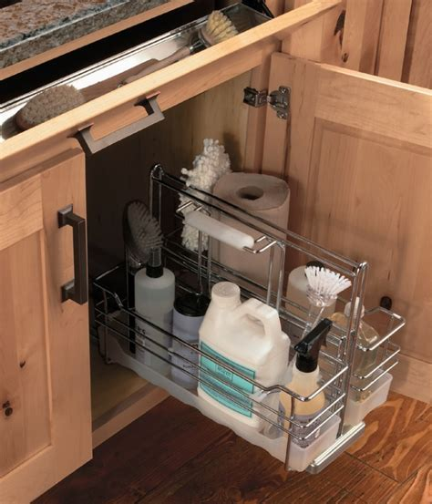 Cabinet Storage Solutions   Custom Kitchen Cabinets