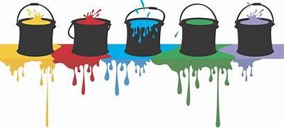 Paint Powder Clipart Wet Painting Clip Industrial