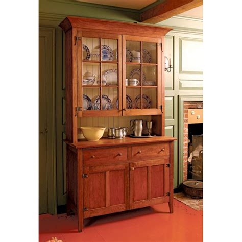 country hutch plan woodworking plans